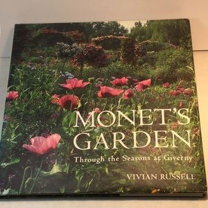 """""""Monet's Garden"""" is a lovely element to your decor"""